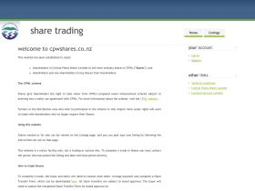 cpwshares.co.nz