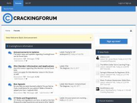 crackingforum.com
