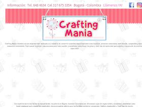 craftingmaniacolombia.com