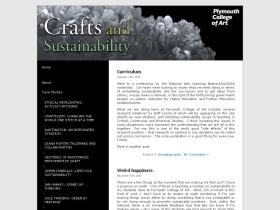 crafts-and-sustainability.plymouthart.ac.uk