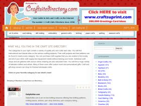 craftsitedirectory.com
