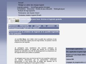 creationlogiciel.net