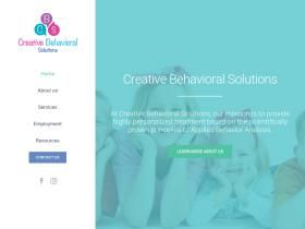 creativebehavioralsolutions.com