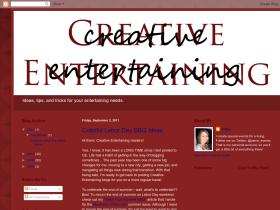creativeentertaining.blogspot.com
