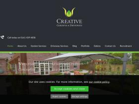 creativegardensolutions.co.uk