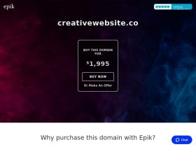 creativewebsite.co