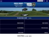 creekcountysheriff.com