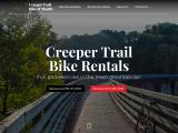 creepertrailbikerental-shuttle.com