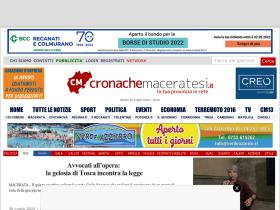 cronachemaceratesi.it