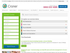 cronersoftware.co.uk