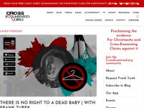 crossexamined.org