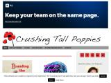 crushingtallpoppies.com