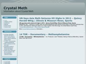 crystal--meth.com