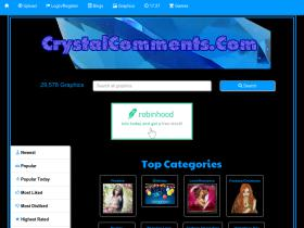 crystalcomments.com