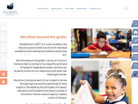 cslewisacademy.net