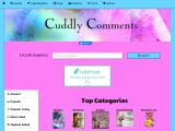 cuddlycomments.com