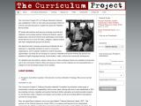 curriculumproject.org