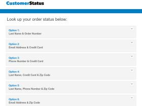 customerstatus.com