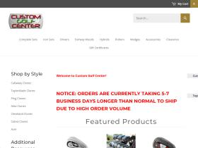 customgolfcenter.com