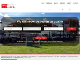 cvsvans.co.uk