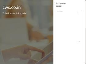 cws.co.in