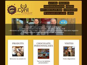 cyrilchocolat.be