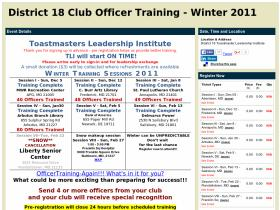 d18winter2011officertraining.eventsbot.com