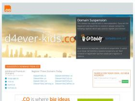 d4ever-kids.co