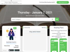 dailybiblereading.us