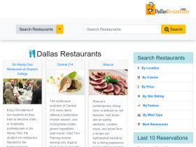 dallasrestaurants.com