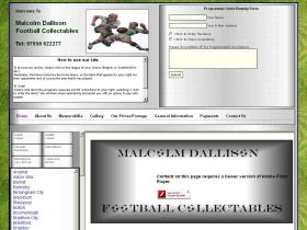 dallisoncollectables.co.uk