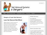 dangersoflaserhairremoval.org