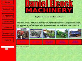 danielelcockmachinery.co.uk