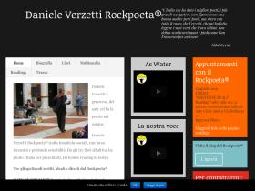 danieleverzettirockpoeta.it