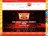 darkecountyfair.com