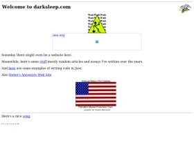 darksleep.com