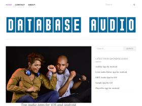 databaseaudio.co.uk
