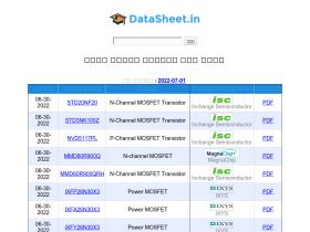 datasheet.in