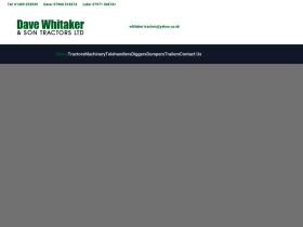 davewhitakertractors.co.uk
