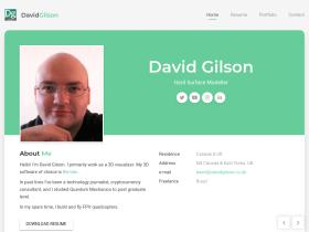 davidgilson.co.uk
