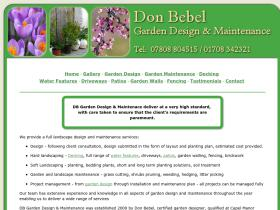 dbgardendesign.co.uk