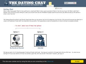 Global chat dating chat.com