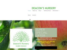 deaconsnurseryfruits.co.uk