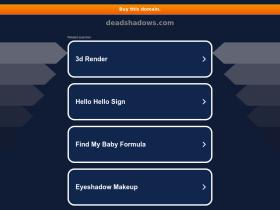 deadshadows.com