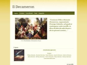 decameron.weebly.com Analytics Stats