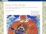 deity-of-the-week.blogspot.com