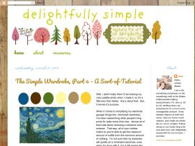 delightfullysimple.blogspot.com
