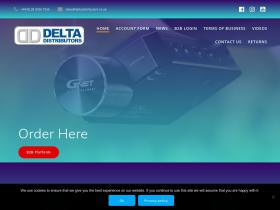 deltadistributors.co.uk