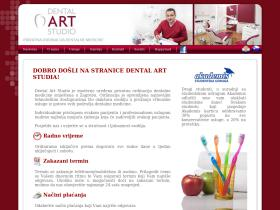 dentalartstudio.hr