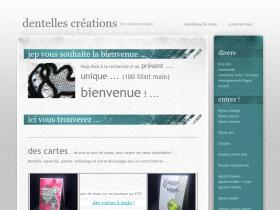 dentelles-creations.fr
